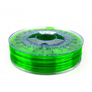 2.85mm PETG Translucent Green 0.75kg