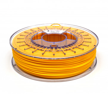 1.75mm Octofiber PLA Yellow filament 0.75kg