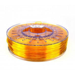 1.75mm PETG Translucent Yellow 0.75kg