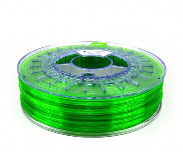 2.85mm PETG Translucent Green 0.75kg