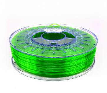 1.75mm PETG Translucent Green 0.75kg